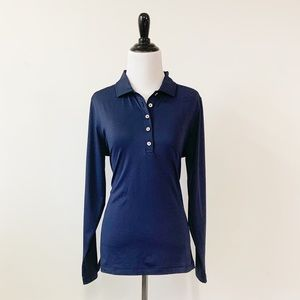Peter Millar Perfect Fit Performance Long Sleeve